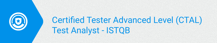 Certified Tester Advanced Level-Test Analyst-ISTQB